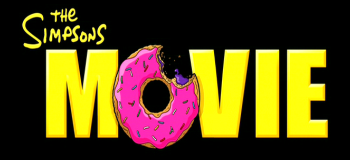 The Simpsons Movie Logo